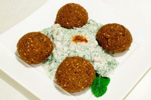 Falafel du Al WADY Restaurant libanais Paris Falafel libanais